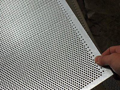 铝板网应用于噪音处理